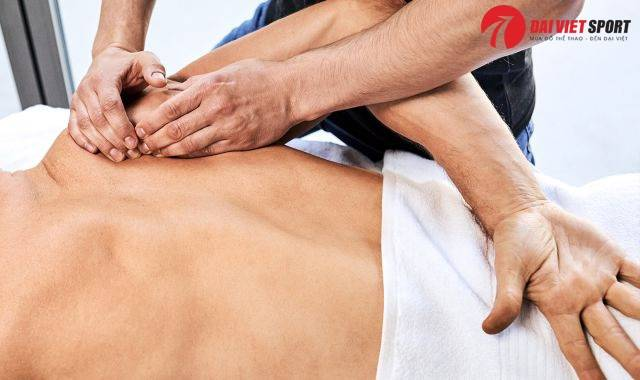 10 điều có thể bạn chưa biết về sport massage