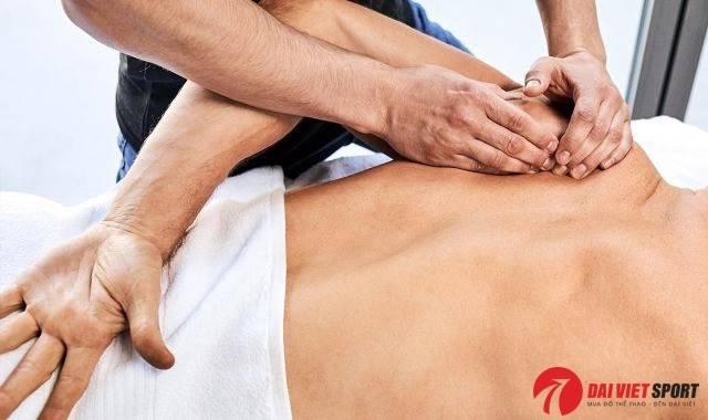 14 điều về sports massage - có thể bạn chưa biết