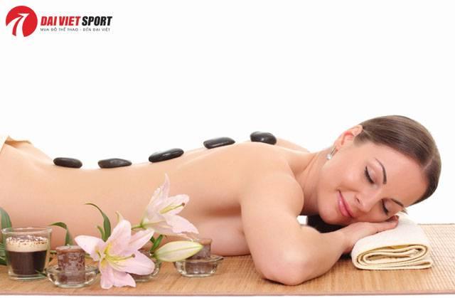 4 lợi ích của phương pháp massage đá nóng