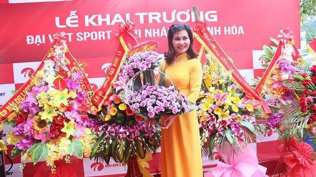 Daiviet Sport khai trương chi nhánh Thanh Hóa