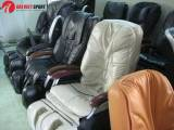 Đằng sau những chiếc ghế massage đã qua sử dụng