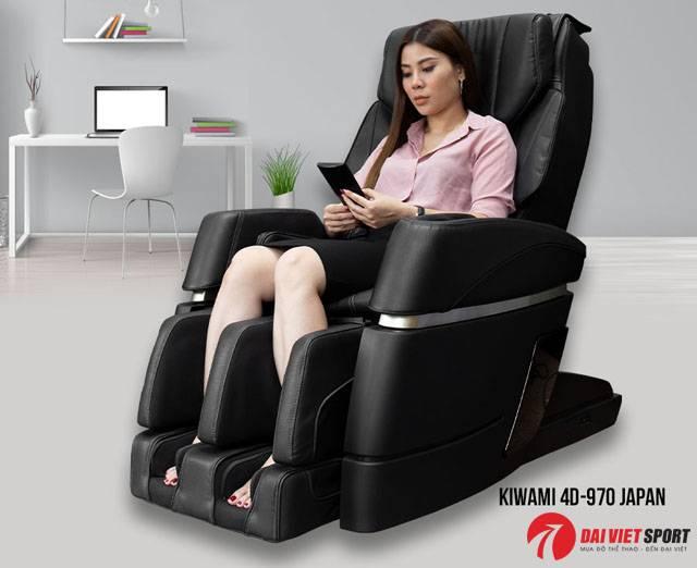 Đánh giá dòng ghế massage cao cấp
