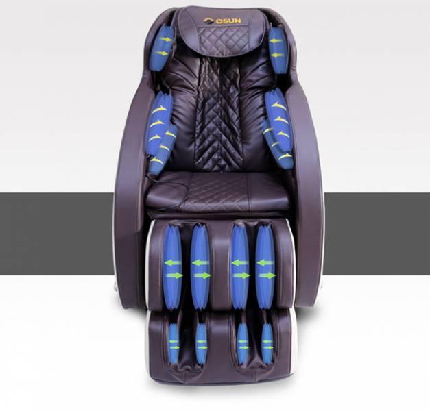 Đánh giá thương hiệu ghế massage Osun