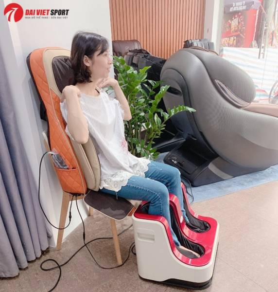 Đệm ghế massage trên ô tô: Chức năng và Công dụng