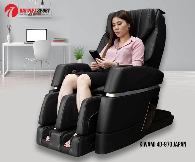 Ghế massage Nhật Bản hãng nào tốt?