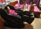 Ghế massage nội địa Nhật tại Hà Nội