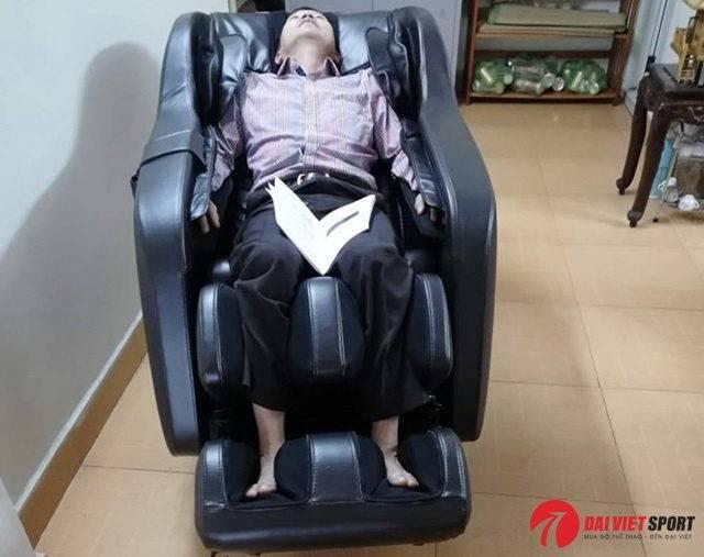 Ghế massage toàn thân tốt cho bệnh nhân viêm khớp?