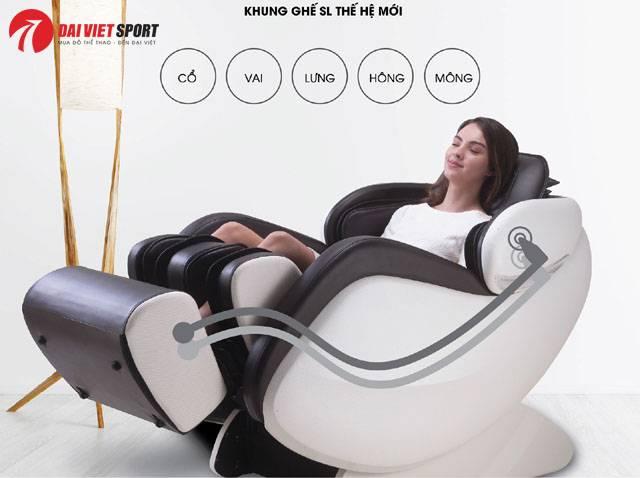 Ghế massage trị liệu: Hiểu thế nào cho đúng?