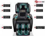 Hiểu về chức năng rung trên ghế massage