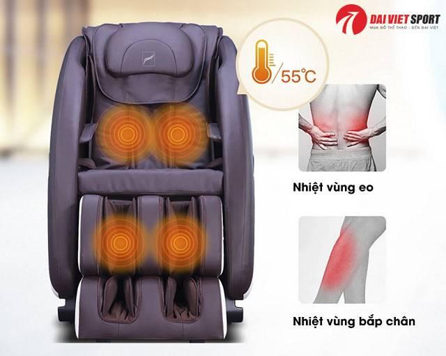 Hiểu về ghế massage hồng ngoại