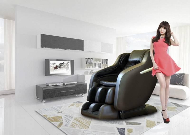 Hình ảnh Ghế massage toàn thân Okasa OS-568