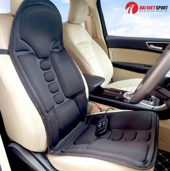 Kinh nghiệm chọn ghế massage dùng cho xe ô tô