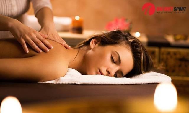 Máy massage cho người cao huyết áp