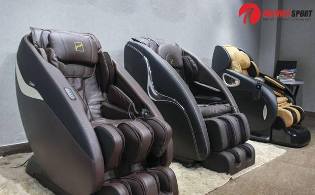 Mua ghế massage Okasa ở đâu?