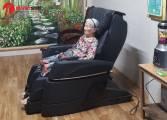 Ngồi ghế massage thường xuyên có tốt cho sức khỏe