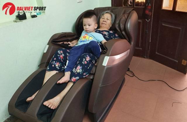 Nhiệt liệu pháp và ứng dụng trên ghế massage