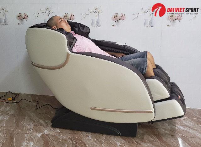 Dùng ghế massage nhiều có tốt cho sức khỏe không?