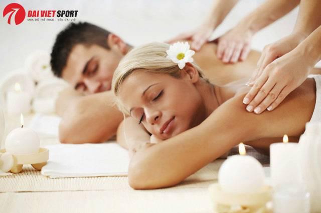 Phương pháp massage Thụy Điển và ứng dụng trên ghế massage