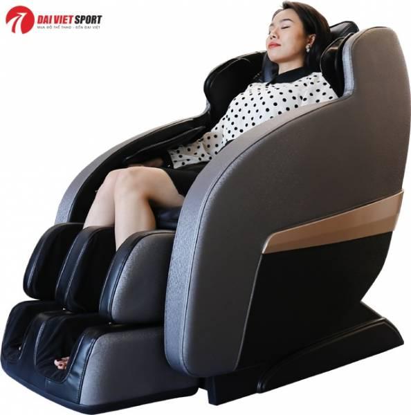 Review ghế massage giá rẻ Asasi S4