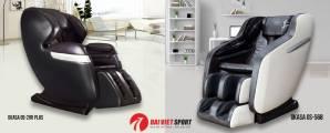 So sánh Ghế massage Okasa OS-268 Plus và OS-568
