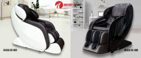 So sánh ghế massage Okasa OS-868 và OS-968