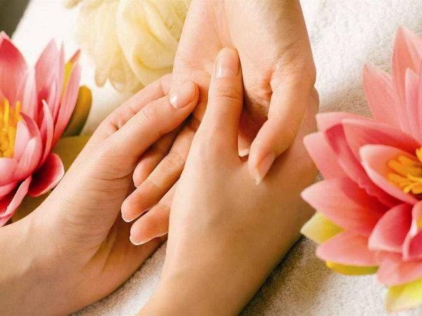 Tác dụng của việc nắm giữ, massage ngón tay trong 60 giây