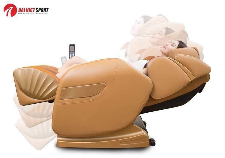Tính năng Zero Gravity và ghế massage không trọng lực