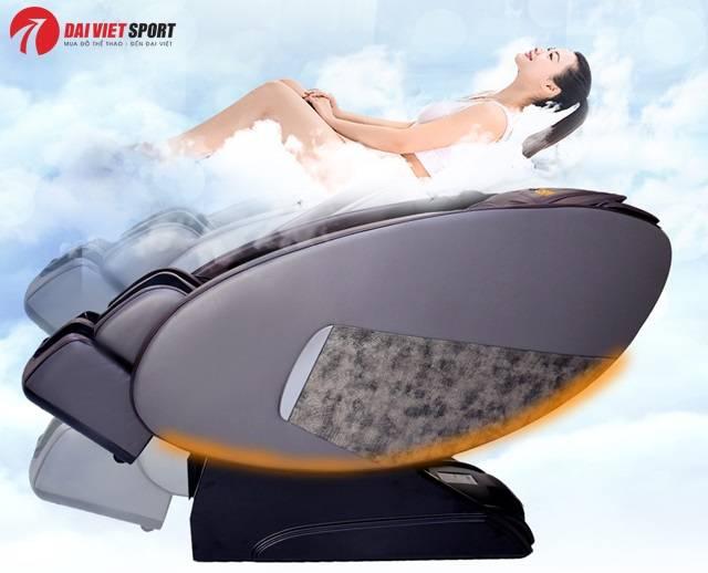 Top 3 ghế massage toàn thân tốt, giá dưới 30 triệu