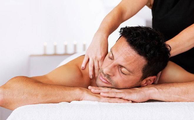 Tuyệt chiêu massage chưa tốn đến 30 giây